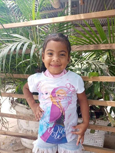 Help Liz Tahiana by becoming a child sponsor. Sponsoring a child is a rewarding and heartwarming experience.