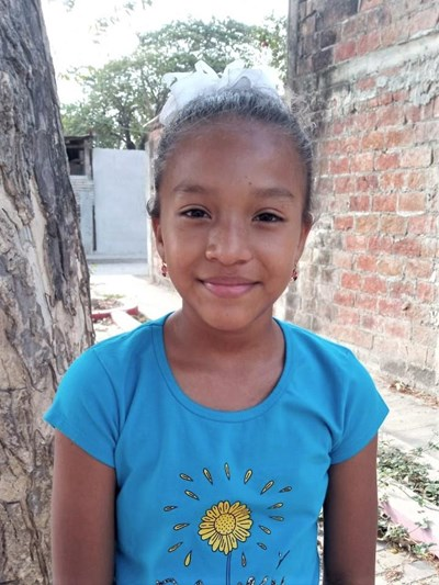 Help Aura Mercedes by becoming a child sponsor. Sponsoring a child is a rewarding and heartwarming experience.