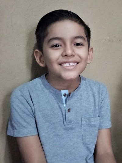 Help Adriano Thomas by becoming a child sponsor. Sponsoring a child is a rewarding and heartwarming experience.