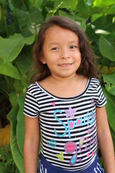 Help Gissel Alexandra by becoming a child sponsor. Sponsoring a child is a rewarding and heartwarming experience.