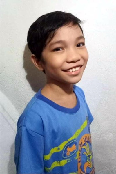 Help Ace Josef O. by becoming a child sponsor. Sponsoring a child is a rewarding and heartwarming experience.