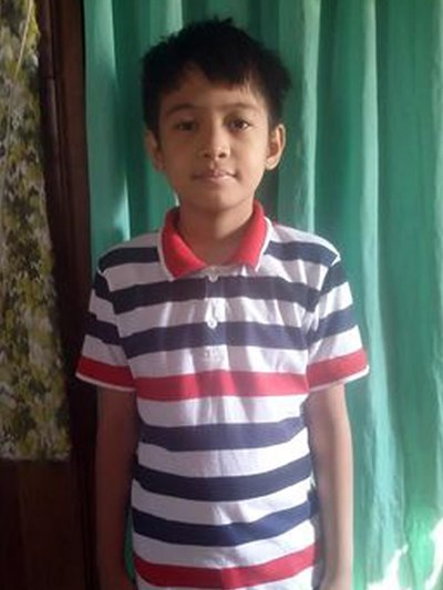 Help Jahn Joshue M. by becoming a child sponsor. Sponsoring a child is a rewarding and heartwarming experience.