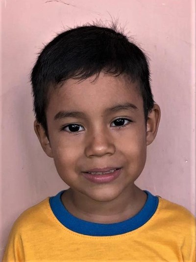 Help Darquiel Isaias by becoming a child sponsor. Sponsoring a child is a rewarding and heartwarming experience.