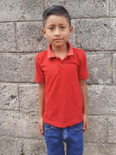 Help Esteban Geovanni by becoming a child sponsor. Sponsoring a child is a rewarding and heartwarming experience.