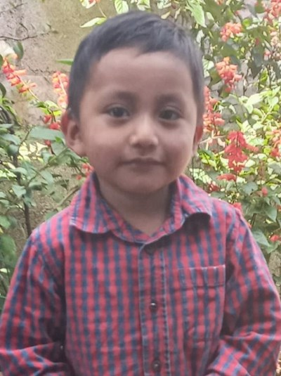 Help Gabriel Matias by becoming a child sponsor. Sponsoring a child is a rewarding and heartwarming experience.