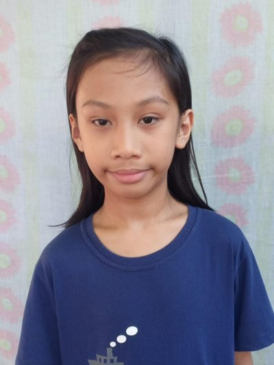 Help Ahleinna Jane B. by becoming a child sponsor. Sponsoring a child is a rewarding and heartwarming experience.