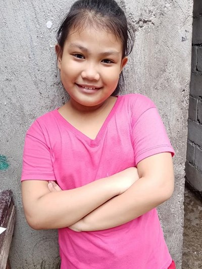 Help Zhai Jean M. by becoming a child sponsor. Sponsoring a child is a rewarding and heartwarming experience.