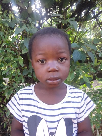 Help Salome by becoming a child sponsor. Sponsoring a child is a rewarding and heartwarming experience.