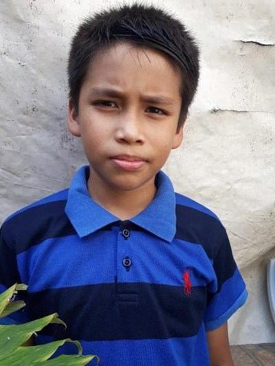 Help Cristofer Alejandro by becoming a child sponsor. Sponsoring a child is a rewarding and heartwarming experience.