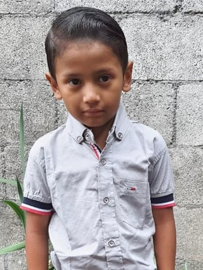 Help Jose Eduardo by becoming a child sponsor. Sponsoring a child is a rewarding and heartwarming experience.