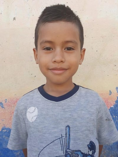 Help Cristofer Yair by becoming a child sponsor. Sponsoring a child is a rewarding and heartwarming experience.
