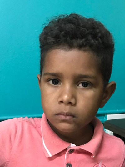 Help Radhiel Rafael by becoming a child sponsor. Sponsoring a child is a rewarding and heartwarming experience.