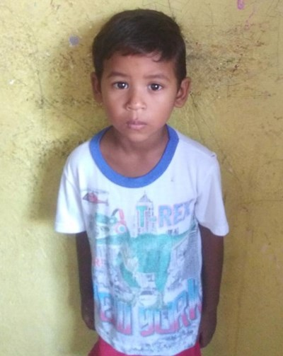 Help Carlos Jose by becoming a child sponsor. Sponsoring a child is a rewarding and heartwarming experience.