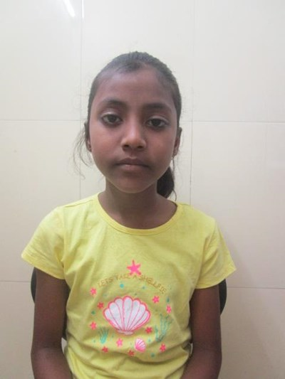 Help Manisha by becoming a child sponsor. Sponsoring a child is a rewarding and heartwarming experience.