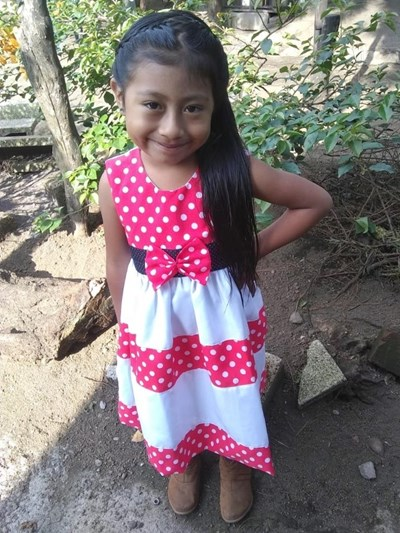 Help Genesis Jazmin by becoming a child sponsor. Sponsoring a child is a rewarding and heartwarming experience.