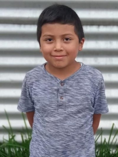 Help Angel De Jesus by becoming a child sponsor. Sponsoring a child is a rewarding and heartwarming experience.