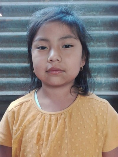 Help Maria De Los Angeles by becoming a child sponsor. Sponsoring a child is a rewarding and heartwarming experience.
