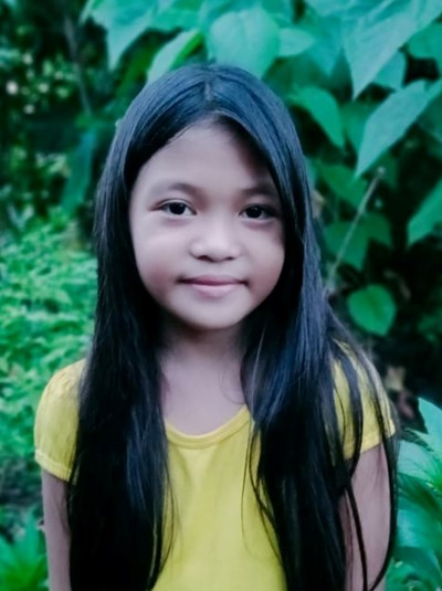 Help Julia Ysabelle by becoming a child sponsor. Sponsoring a child is a rewarding and heartwarming experience.