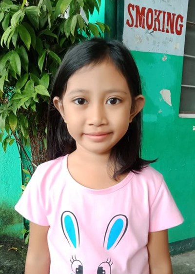 Help Mary Kate B. by becoming a child sponsor. Sponsoring a child is a rewarding and heartwarming experience.