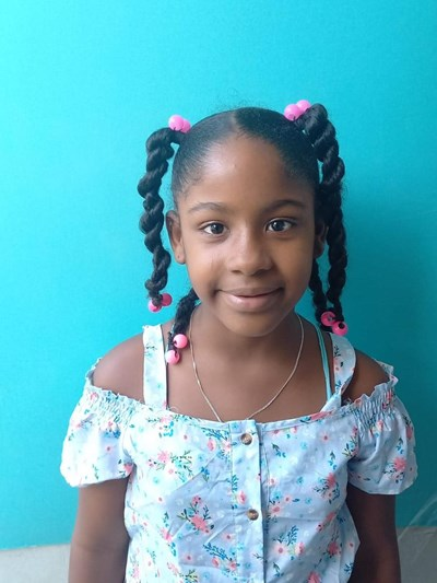 Help Ashly Yelisa by becoming a child sponsor. Sponsoring a child is a rewarding and heartwarming experience.