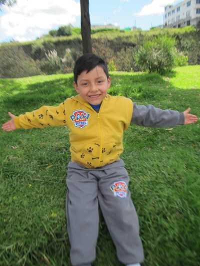 Help Jose Matias by becoming a child sponsor. Sponsoring a child is a rewarding and heartwarming experience.