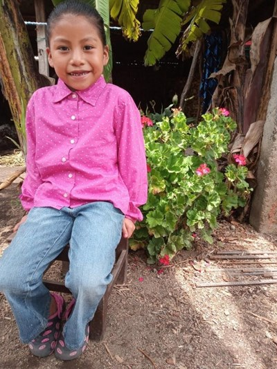 Help Zoila Elizabeth by becoming a child sponsor. Sponsoring a child is a rewarding and heartwarming experience.