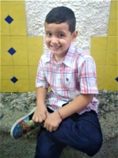 Help Jadiel Alexander by becoming a child sponsor. Sponsoring a child is a rewarding and heartwarming experience.
