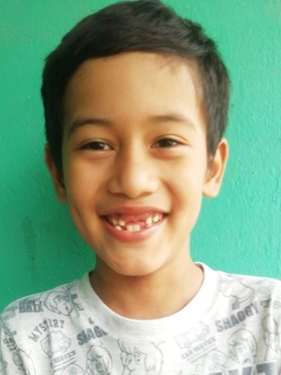 Help Isaias Alejandro by becoming a child sponsor. Sponsoring a child is a rewarding and heartwarming experience.