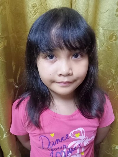 Help Regine Khate R. by becoming a child sponsor. Sponsoring a child is a rewarding and heartwarming experience.