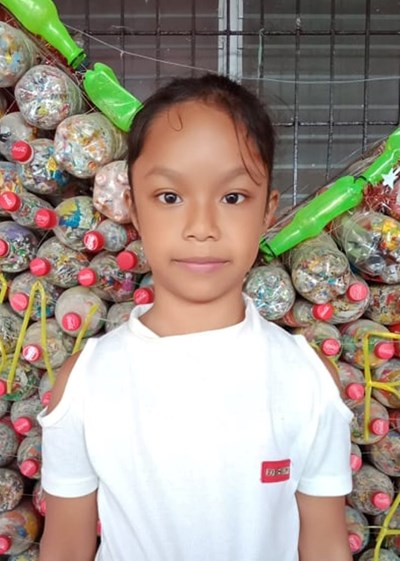 Help Alessandra Jayne B. by becoming a child sponsor. Sponsoring a child is a rewarding and heartwarming experience.