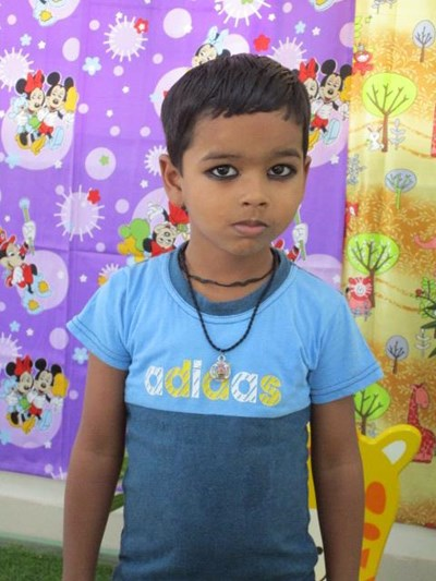 Help Aakash by becoming a child sponsor. Sponsoring a child is a rewarding and heartwarming experience.