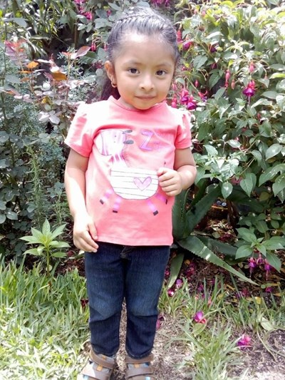 Help Nataly Daniela by becoming a child sponsor. Sponsoring a child is a rewarding and heartwarming experience.