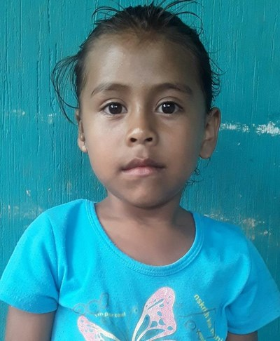 Help Karina Isamar by becoming a child sponsor. Sponsoring a child is a rewarding and heartwarming experience.