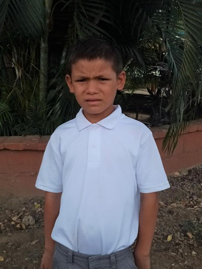 Help Juan Alfredo by becoming a child sponsor. Sponsoring a child is a rewarding and heartwarming experience.