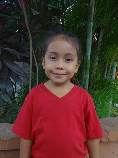 Help Alexia Sirey by becoming a child sponsor. Sponsoring a child is a rewarding and heartwarming experience.