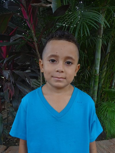 Help Aaron Sebastian by becoming a child sponsor. Sponsoring a child is a rewarding and heartwarming experience.