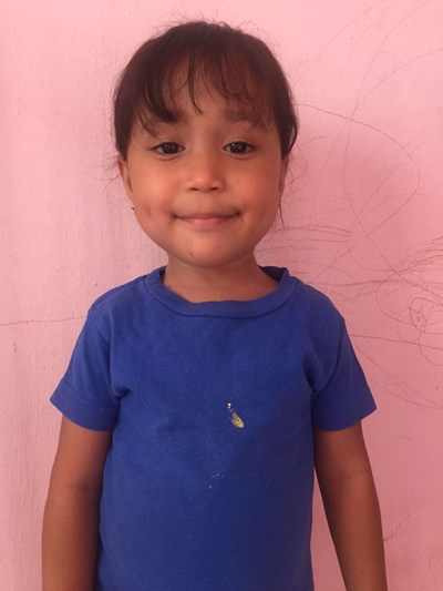 Help Ivanna Guadalupe by becoming a child sponsor. Sponsoring a child is a rewarding and heartwarming experience.