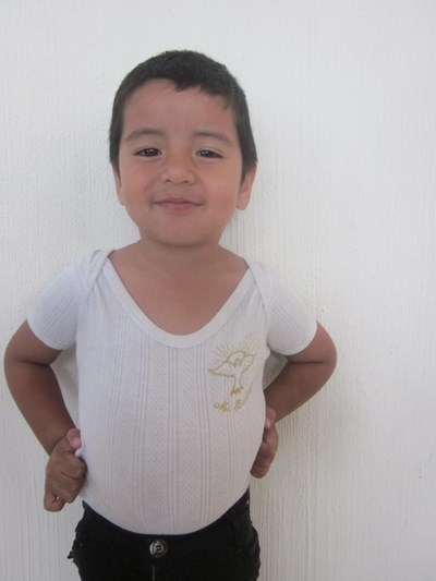 Help Carlos Andres by becoming a child sponsor. Sponsoring a child is a rewarding and heartwarming experience.