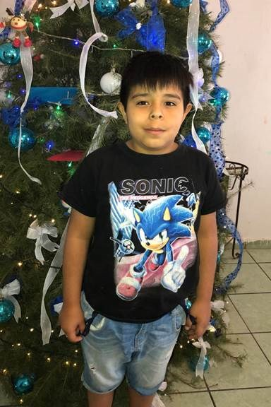 Help Alejanfdro Brayan by becoming a child sponsor. Sponsoring a child is a rewarding and heartwarming experience.