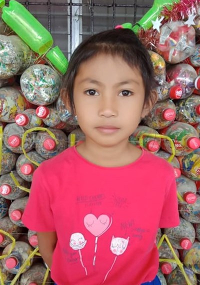 Help Rhean Cill B. by becoming a child sponsor. Sponsoring a child is a rewarding and heartwarming experience.