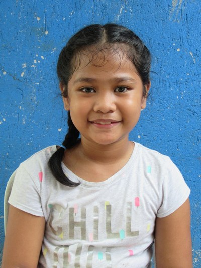 Help Franchesca Lean O. by becoming a child sponsor. Sponsoring a child is a rewarding and heartwarming experience.