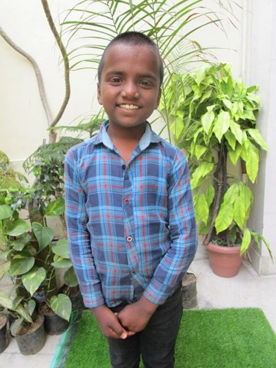 Help Ankit by becoming a child sponsor. Sponsoring a child is a rewarding and heartwarming experience.