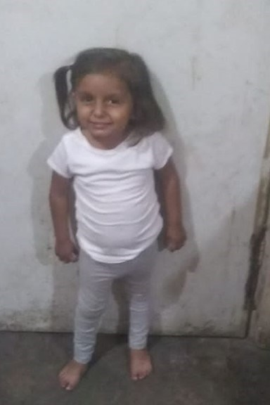 Help Silvia Jazmin by becoming a child sponsor. Sponsoring a child is a rewarding and heartwarming experience.
