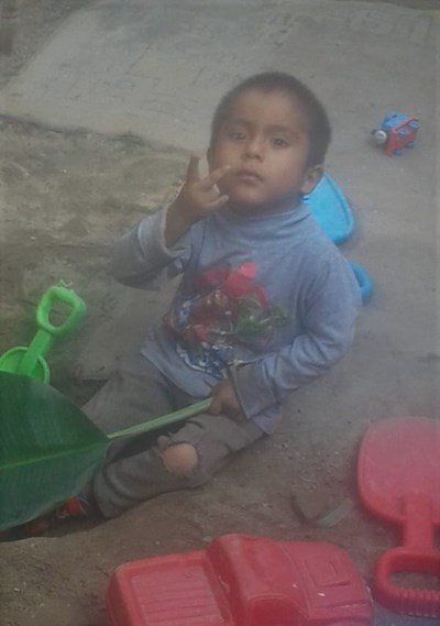 Help Rubén De Jesús by becoming a child sponsor. Sponsoring a child is a rewarding and heartwarming experience.