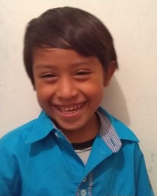 Help Andrés Alejandro by becoming a child sponsor. Sponsoring a child is a rewarding and heartwarming experience.