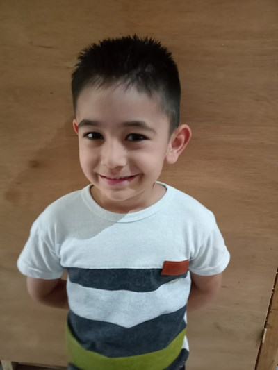 Help Omar Said by becoming a child sponsor. Sponsoring a child is a rewarding and heartwarming experience.