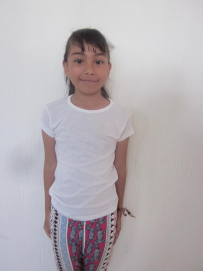Help Naomi Brigitte by becoming a child sponsor. Sponsoring a child is a rewarding and heartwarming experience.