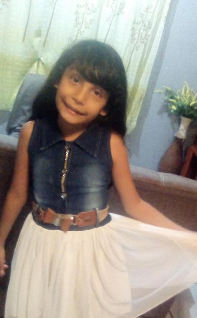 Help Zuleimy Kaori by becoming a child sponsor. Sponsoring a child is a rewarding and heartwarming experience.