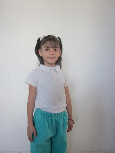 Help Yuvia Amairany by becoming a child sponsor. Sponsoring a child is a rewarding and heartwarming experience.