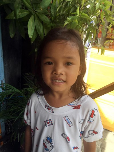 Help Diana Joyce M. by becoming a child sponsor. Sponsoring a child is a rewarding and heartwarming experience.